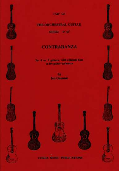 photo of Contradanza