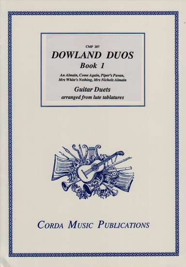 photo of Dowland Duos, Book 1