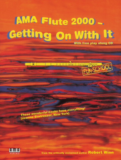 photo of AMA Flute 2000 Book 2 - Getting on with it