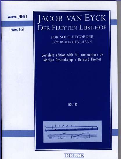 photo of Der Fluyten Lust-Hof, Complete edition and Commentary