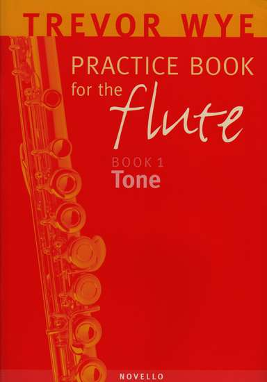 photo of Practice Book for the Flute, Book 1 Tone