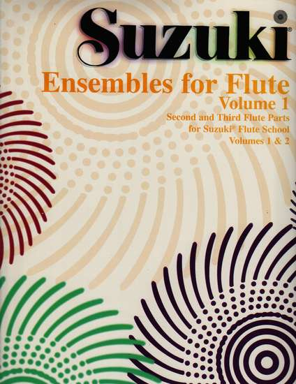 photo of Ensembles for Flutes, Vol. 1, 1993