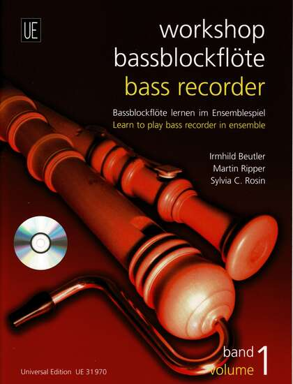 photo of Workshop Bass Recorder, Vol. 1