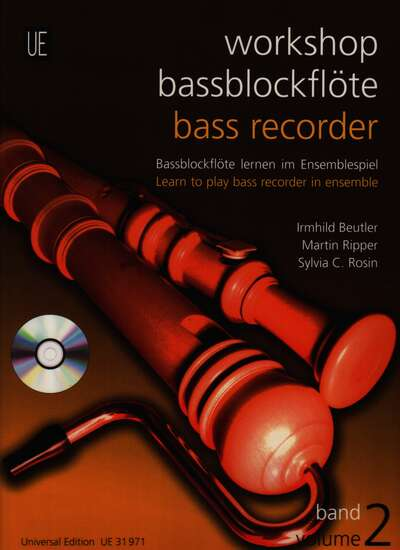 photo of Workshop Bass Recorder, Vol. 2