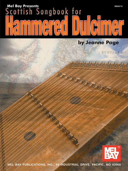 photo of Scottish Songbook for Hammered Dulcimer
