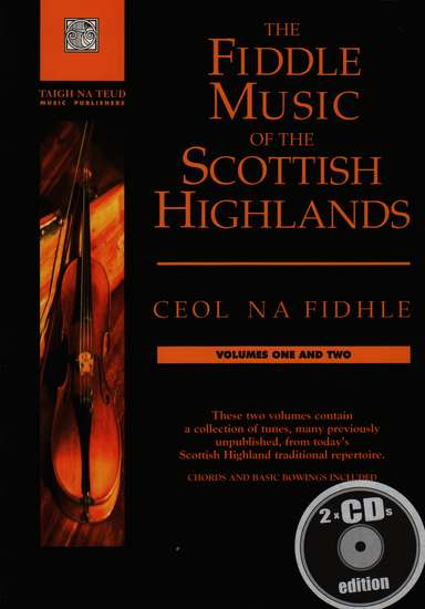 photo of The Fiddle Music of the Scottish Highlands, Vol. 1-2