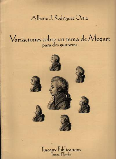 photo of Variaciones sobre un tema de Mozart