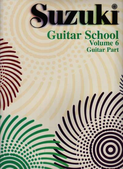 photo of Suzuki Guitar School, Vol. 6