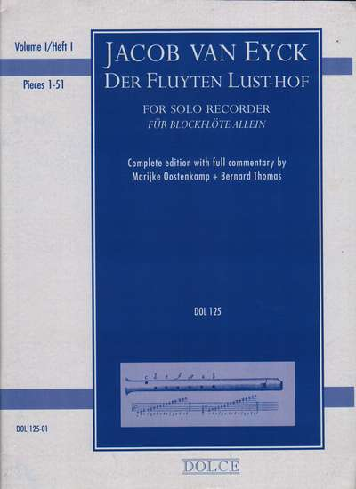 photo of Der Fluyten Lust-Hof, Vol. I