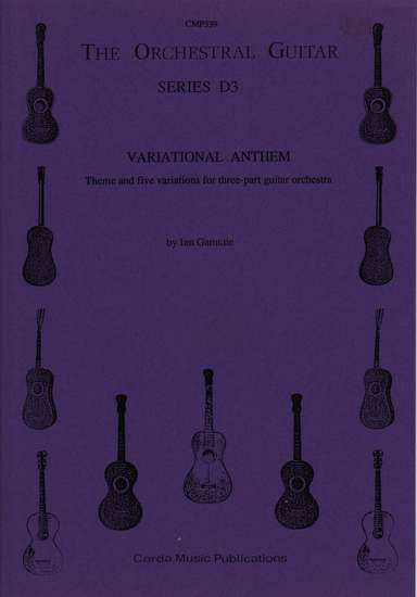 photo of Variational Anthem, Theme and five variations