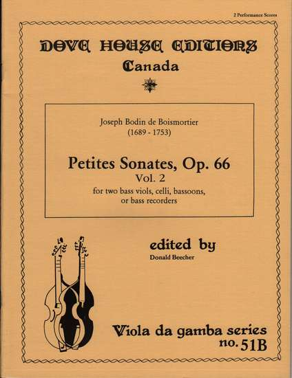 photo of Petites Sonates, Op. 66, Vol. 2
