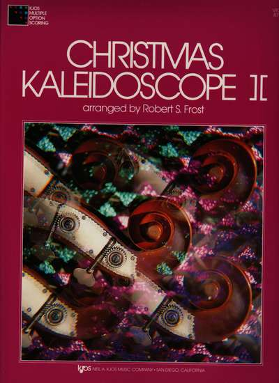 photo of Christmas Kaleidoscope II, Viola