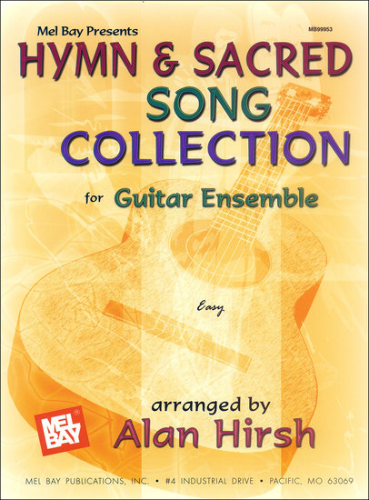 photo of Hymn & Sacred Song Collection for Guitar Ensemble- Easy