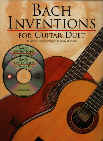 photo of Bach Inventions for Guitar Duet