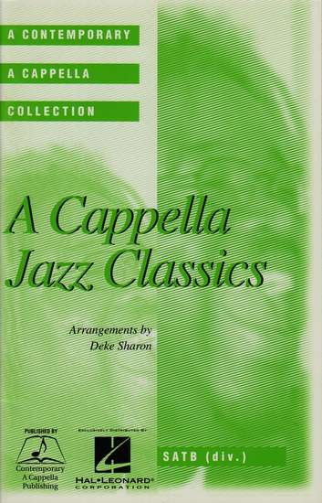 photo of A Cappella Jazz Classics
