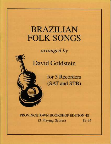 photo of Brazilian Folk Songs