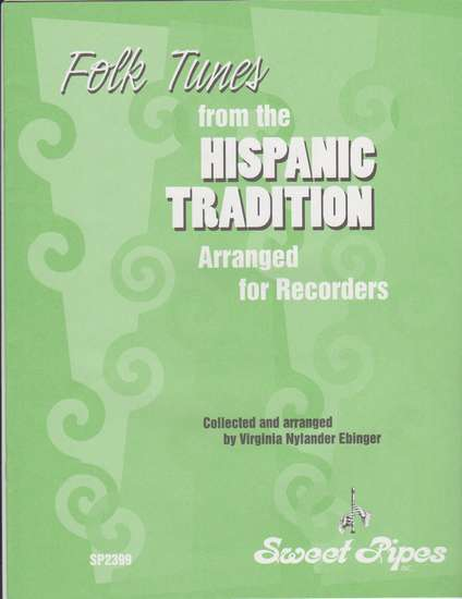photo of Folk Tunes from the Hispanic Tradition