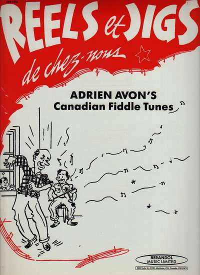 photo of Canadian Fiddle Tunes, Reels & Jigs