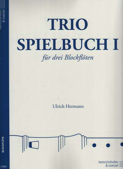 photo of Trio Spielbuch I