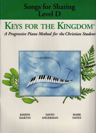 photo of Keys for the Kingdom, Songs for the Sharing, Level D