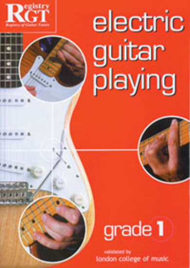 photo of RGT: Electric Guitar Playing, Grade 1