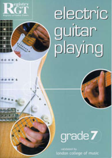 photo of RGT: Electric Guitar Playing, Grade 7