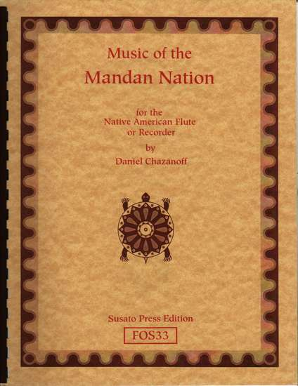 photo of Music of the Mandan Nation