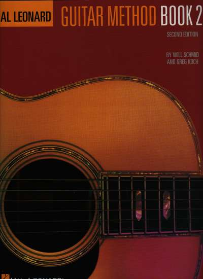 photo of Hal Leonard Guitar Method, Book 2, Second Edition
