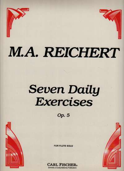 photo of Seven Daily Exercises, Op. 5