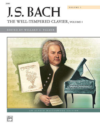photo of The Well-Tempered Clavier, Vol. I