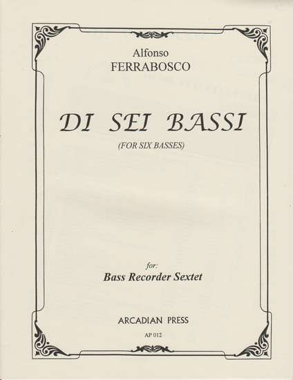 photo of Di Sei Bassi