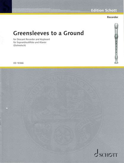 photo of Greensleeves to a Ground