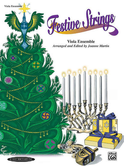 photo of Festive Strings, Viola Ensemble
