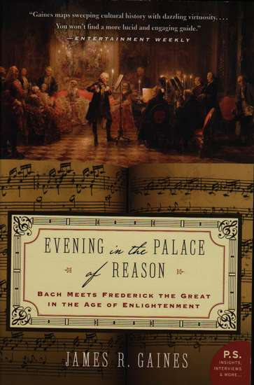 photo of Evening in the Palace of Reason, Bach meets Frederick the Great
