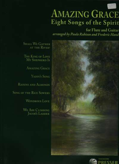 photo of Amazing Grace, Eight Songs of the Spirit