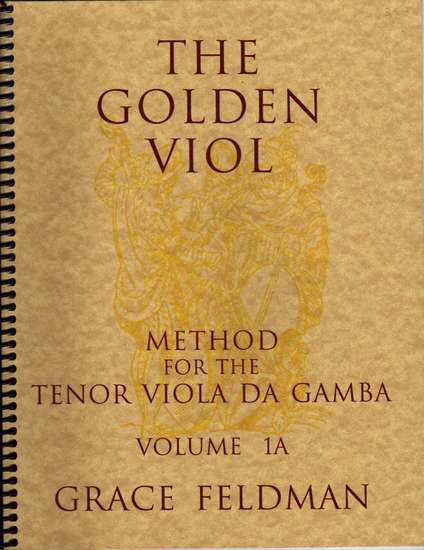 photo of The Golden Viol, Method for Tenor, Vol. IA