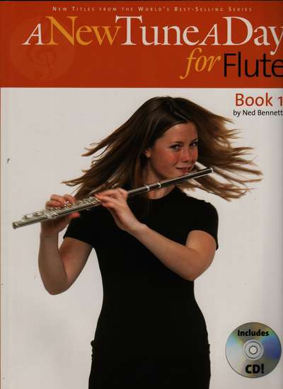photo of A New Tune a Day for Flute, Book 1