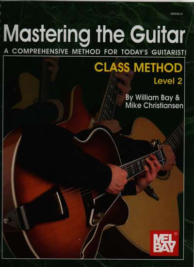 photo of Mastering the Guitar, Class Method, Level 2