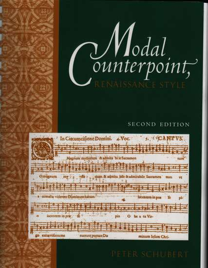 photo of Modal Counterpoint, Renaissance Style