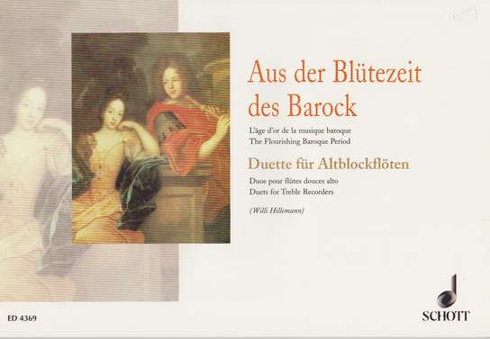 photo of The Flourshing Baroque Period, 30 Duets