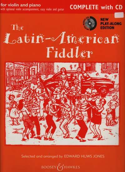 photo of The Latin-American Fiddler, Complete with CD