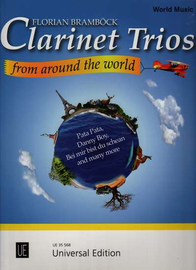 photo of Clarinet Trios from around the world
