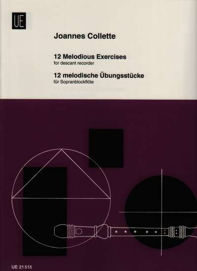 photo of 12 Melodious Exercises