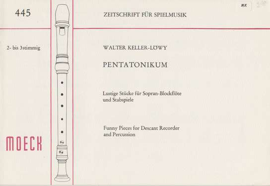 photo of Pentatonikum, Funny Pieces for Soprano and Percussion