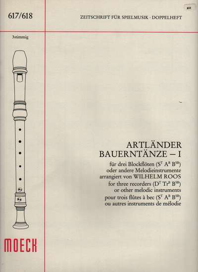photo of Artlander Bauerntanze Vol. I, Farmer