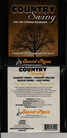 photo of Country Swing, CD