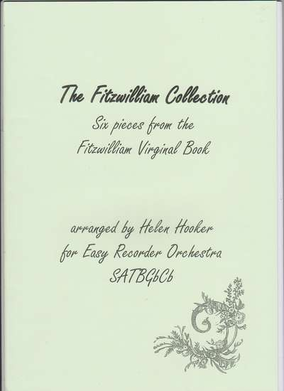 photo of The Fitzwilliam Collection, 6 pieces from Fitzwilliam Virginal Book (easy)