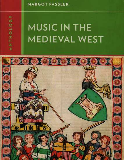 photo of Music in the Medieval West, Anthology