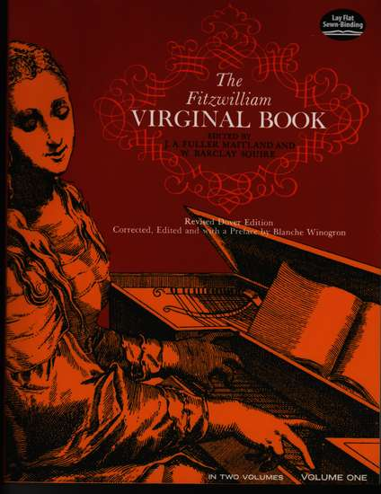 photo of The Fitzwilliam Virginal Book, Vol. I