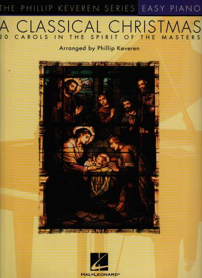 photo of A Classical Christmas, 20 Carols in the Spirit of the Masters